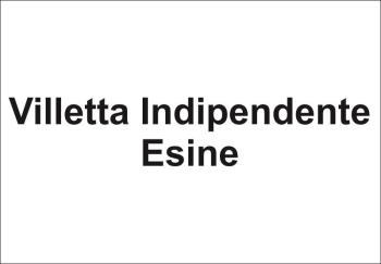 Villetta indipendente Esine