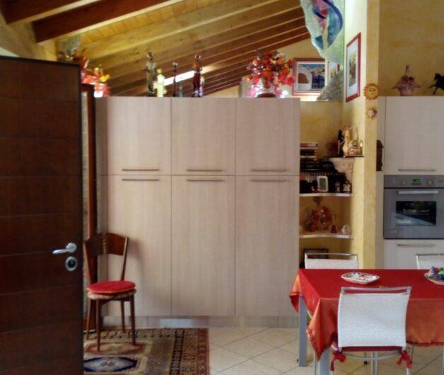 Berzo Inferiore Trilocale in attico